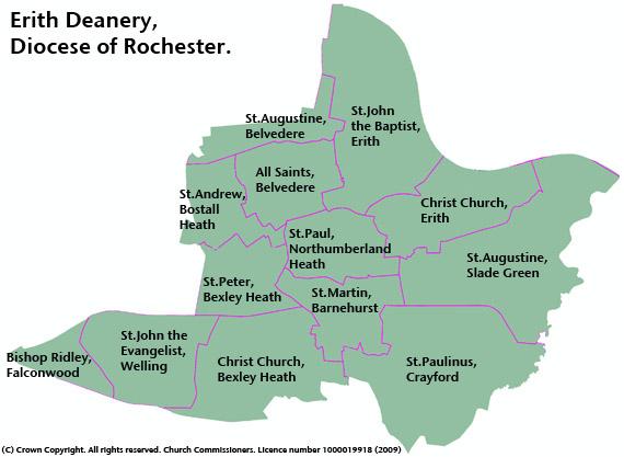 Erith Deanery